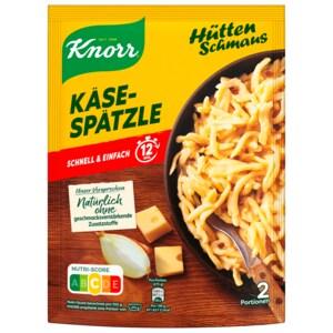 Knorr Hüttenschmaus Käse-Spätzle 149g