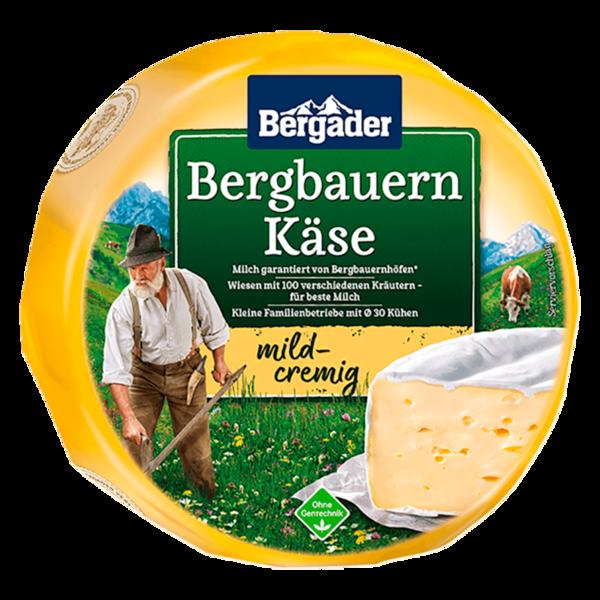 Bergbauern Käse Minilaib mild-cremig 300g