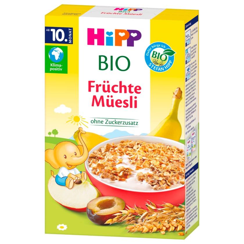 Hipp Kinder Bio Früchte-Müsli 200g