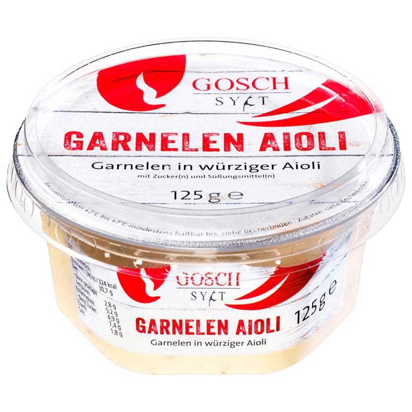 Gosch Garnelen Aioli 125g