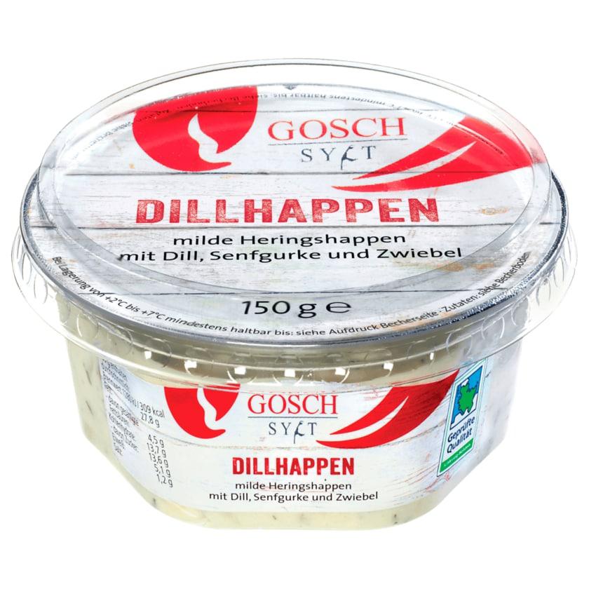 Gosch Dillhappen 150g