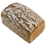 Glockenbrot Korn an Korn geschnitten