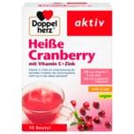 Doppelherz Heiße Cranberry 10 Stück