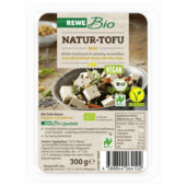 REWE Bio Tofu Natur 300g