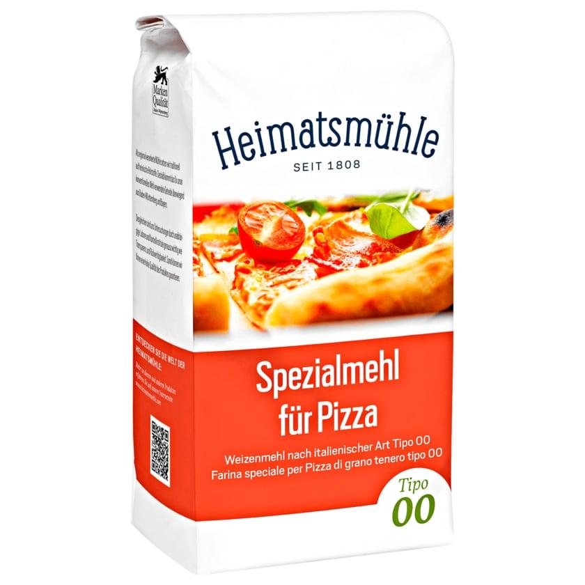 Heimatsmühle Weizenmehl Type 00 Pizzamehl 1kg