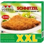 Vossko XXL-Schnitzel vom Schwein 500g