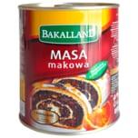 Bakalland Mohnmasse zur Kuchenfüllung 850g