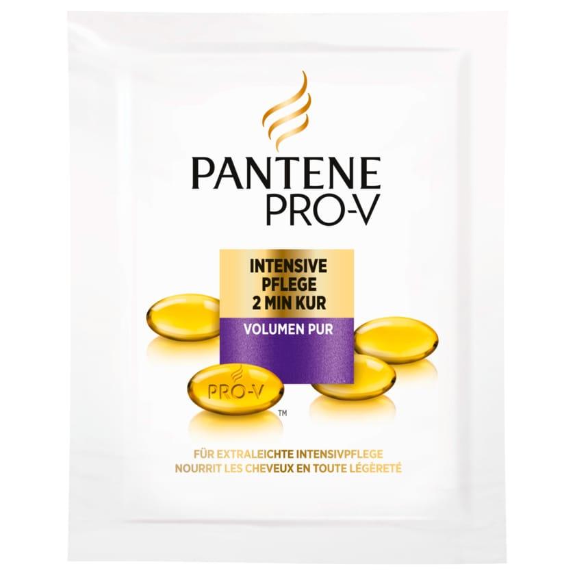Pantene Pro-V 2 Minuten Intensiv-Haarkur Volumen Pur 25ml