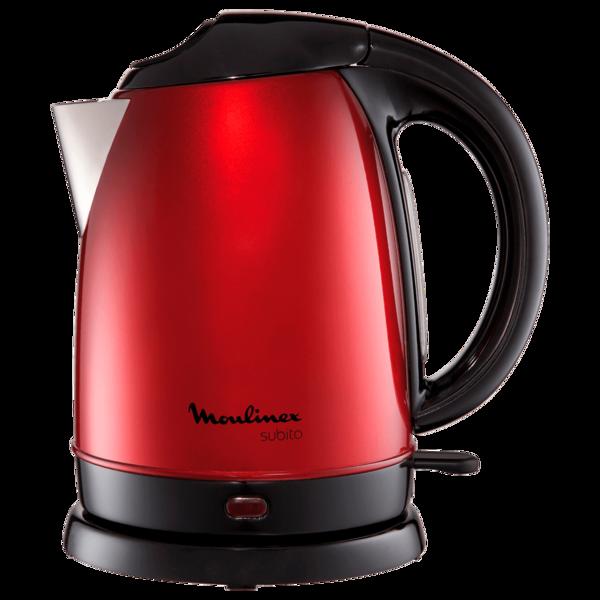 Moulinex Subito Wasserkocher Rot