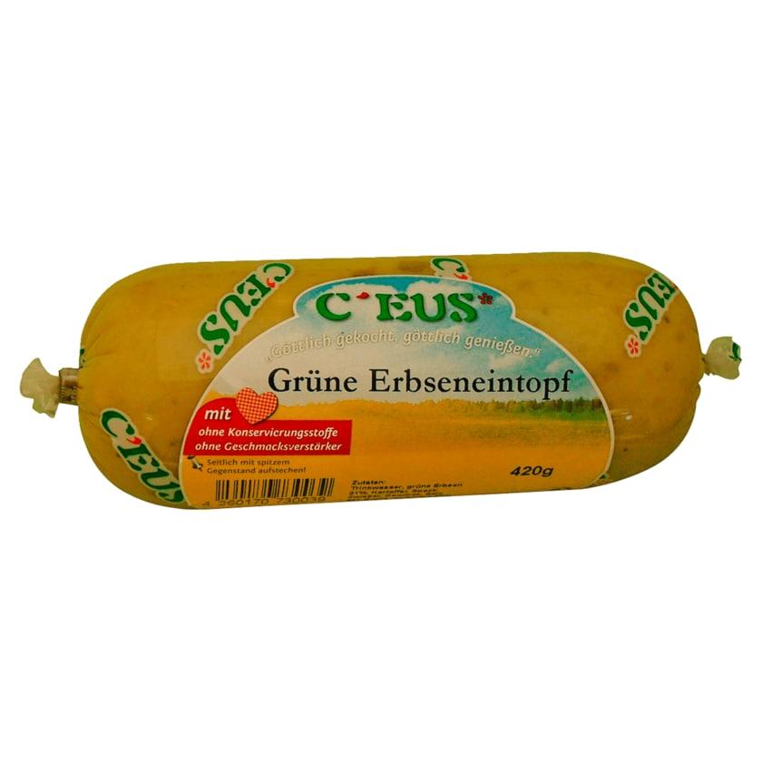 Ceus Grüner Erbseneintopf 420g