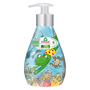 Frosch Kinder Sensitiv-Seife 300ml