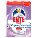 WC-Ente WC-Stein Nachfüller Frische Siegel Lavendel & Jasmin 2x36ml