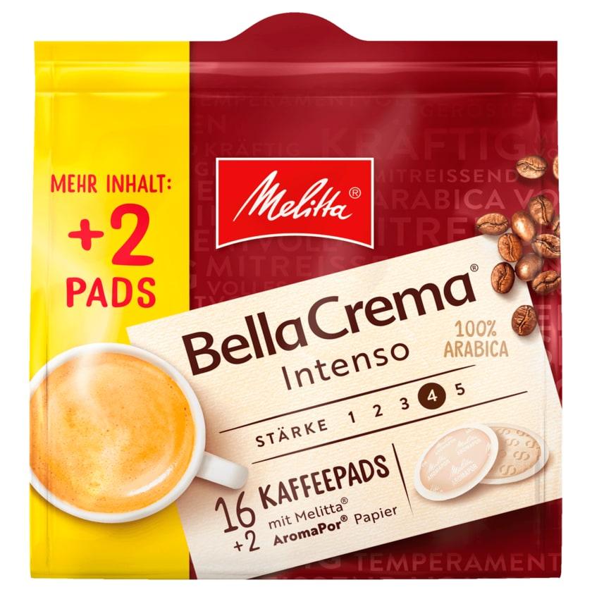 Melitta Bella Crema Intenso Kaffeepads 120g