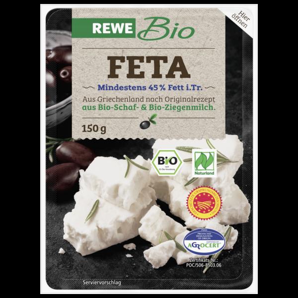 REWE Bio Feta 45% 150g