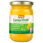 Campo Verde Demeter Bio feiner Senf mittelscharf 200g