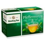 Bünting Tee Pfefferminze Classic 40g, 20 Beutel