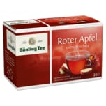 Bünting Tee Roter Apfel 50g, 20 Beutel