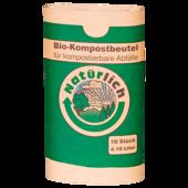 Natürlich Bio-Kompostbeutel 10l, 10 Stück
