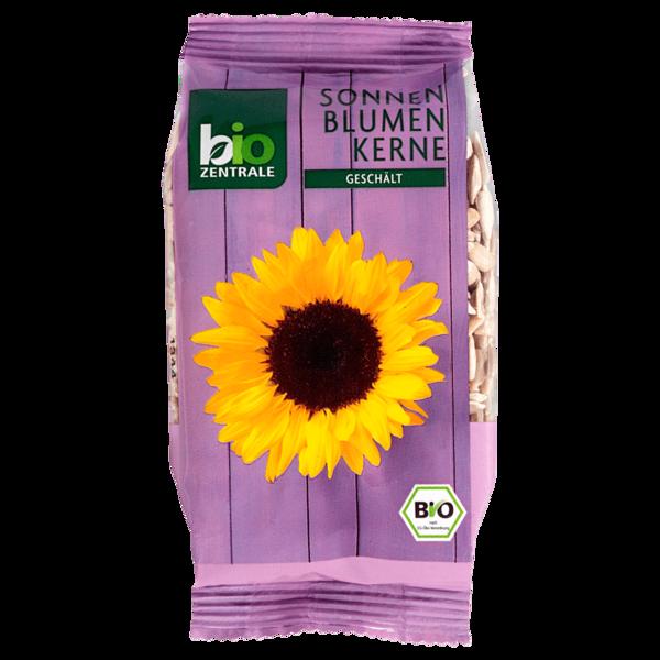Bio Zentrale Sonnenblumenkerne 100g