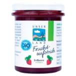 Unser Land Bio Fruchtaufstrich Erdbeere 200g