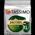 Tassimo Jacobs Krönung XL 144g, 16 Kapseln