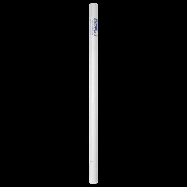 Papiertischdecke weiß 10m x 1m