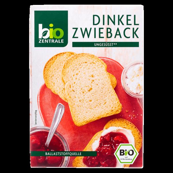 Bio Zentrale Dinkelzwieback 200g