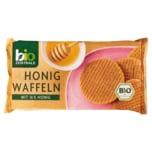 Biozentrale Bio Honig-Waffeln 175g