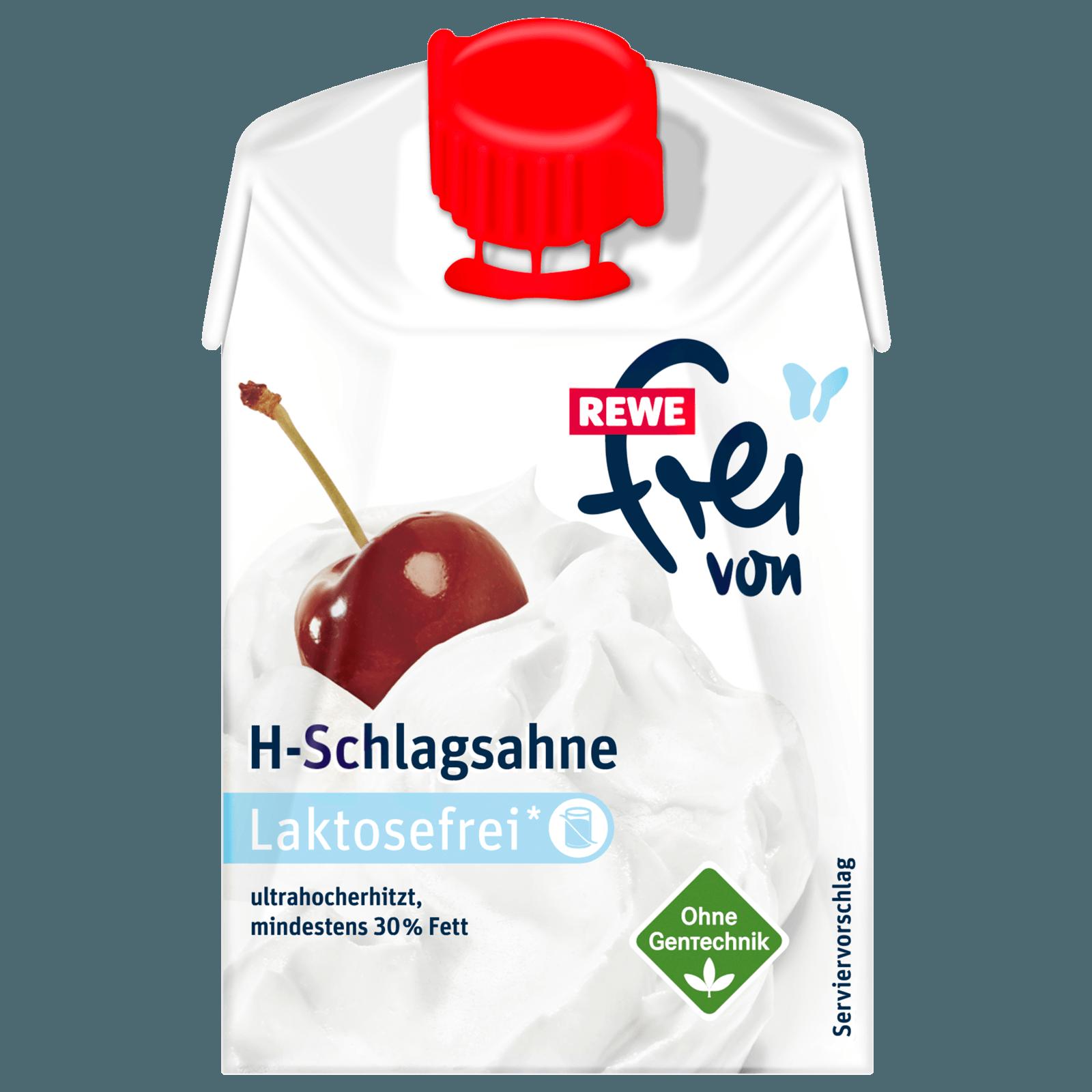 Rewe Frei Von H Schlagsahne 200g Bei Rewe Online Bestellen