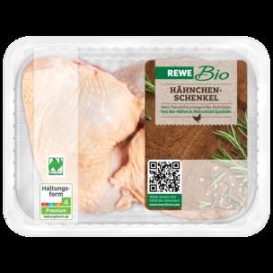 REWE Bio Hähnchenschenkel