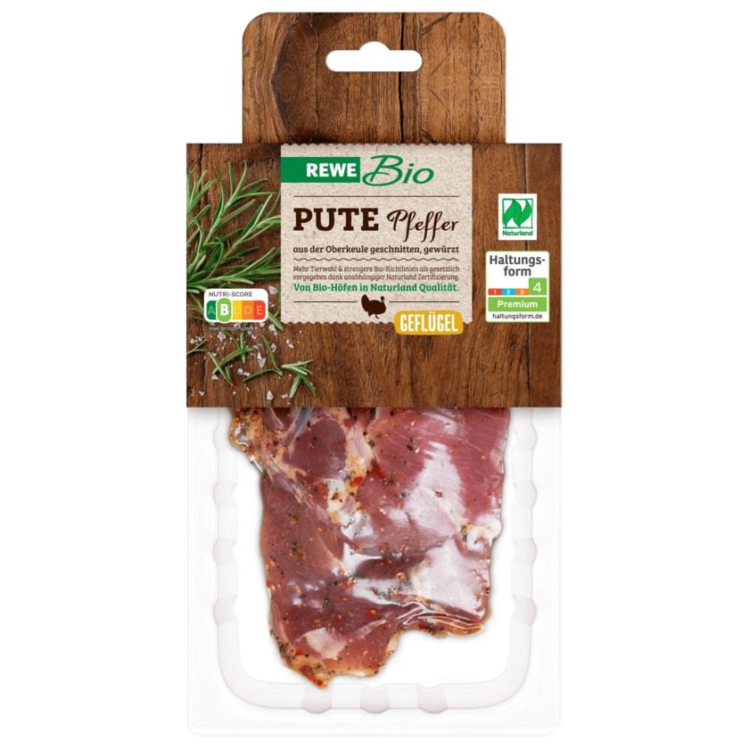 REWE Bio Puten Pfeffersteak 300g