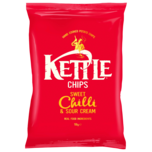 Kettle Chips Chili & Sour Cream 150g