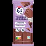 REWE Frei von Vollmilchschokolade 100g