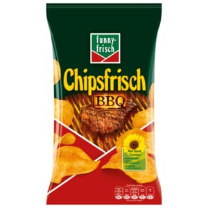 Funny-frisch Chipsfrisch BBQ 175g