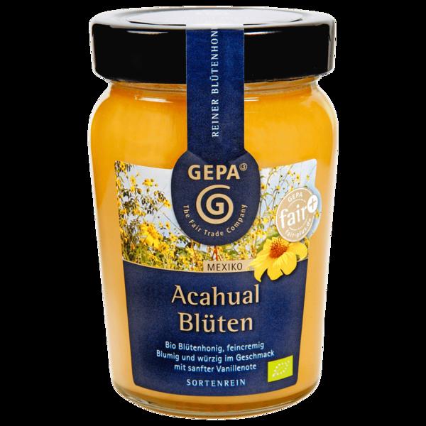 Gepa Bio Honig Flor de Acahual 350g