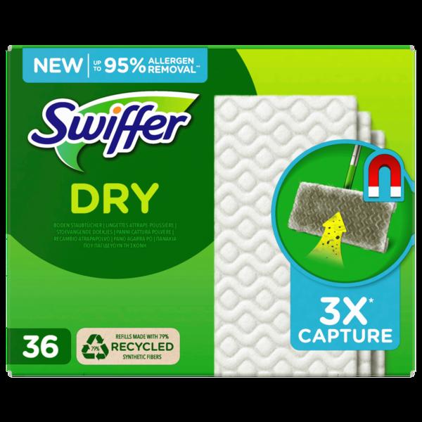 Swiffer Wischtücher Trocken 36 Stück