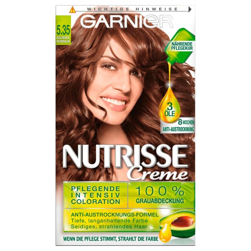 Garnier Nutrisse 5.35 Goldenes Rehbraun