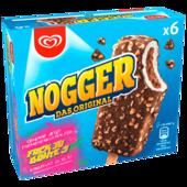 Langnese Nogger Original Familienpackung Eis 6 x 94 ml