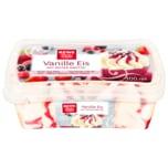 REWE Beste Wahl Vanilleeis mit roter Grütze 300ml