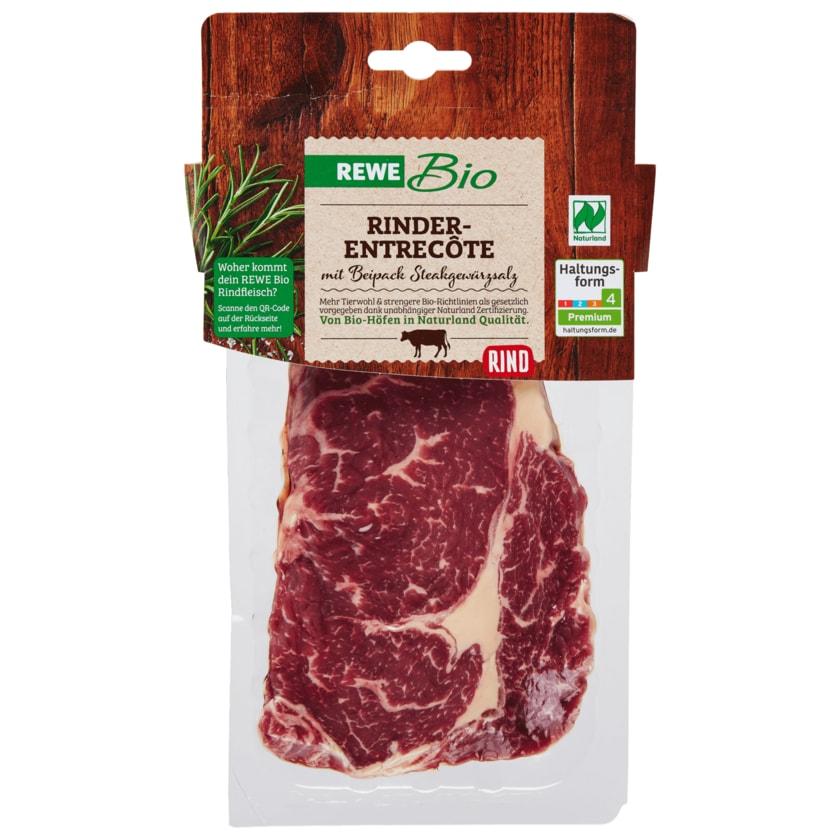 REWE Bio Rinder Entrecôte 170g