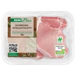 REWE Bio Schweine Stielkotelett