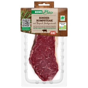 REWE Bio Rinder Rumpsteak 200g