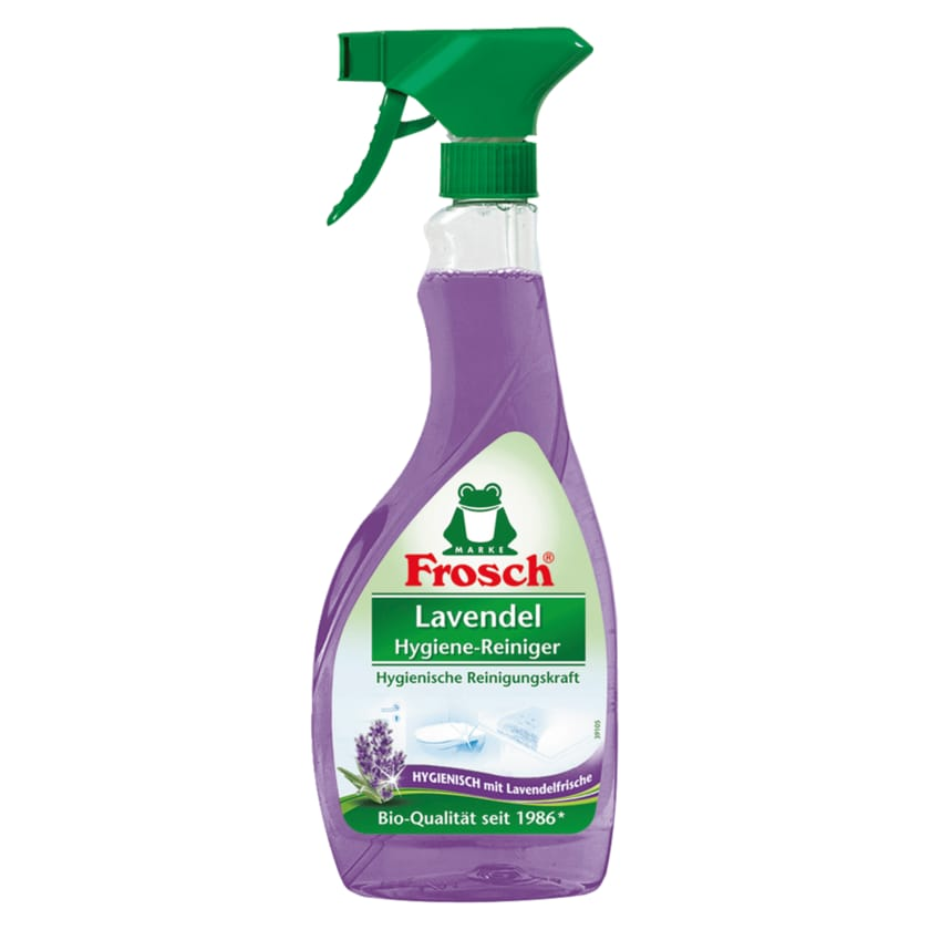 Frosch Lavendel Hygiene-Reiniger 500ml