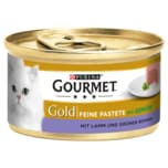 Purina Gourmet Gold Pastete Lamm & Grüne Bohnen 85g