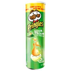 Pringles Sour Cream & Onion 190g