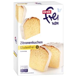 REWE Frei von Zitronenkuchen 530g