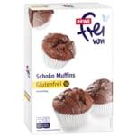 REWE Frei von Schoko-Muffins 350g