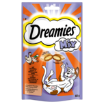 Dreamies Mix mit Huhn & Ente 60g