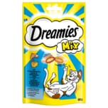 Dreamies Mix mit Lachs & Käse 60g