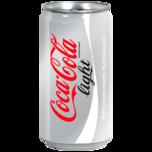 Coca-Cola light taste 0,25l